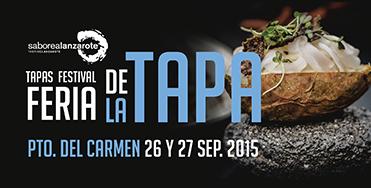 IV Feria de la Tapa en Puerto del Carmen, 26 y 27 de Septiembre