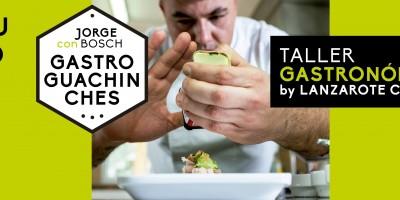 Taller Gastronómico by Lanzarote Cocina con Jorge Bosch
