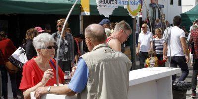Todo a punto para la V Feria del Queso y la Cabra Saborea Lanzarote