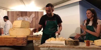 Saborea Lanzarote cierra la quinta edición de la Feria del Queso y de la Tapa con cerca de 50.000 degustaciones