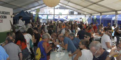 Todo preparado para el 'Festival de Cocina Tradicional' que se celebrará este fin de semana en Uga