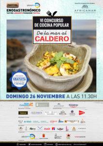 Vi concurso de cocina popular saborea lanzarote de la mar for La cocina popular