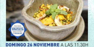 VI Concurso de Cocina Popular Saborea Lanzarote, de la Mar al Caldero