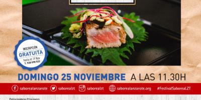 VII Concurso de Cocina Popular Saborea Lanzarote de la Mar al Caldero: El Atún