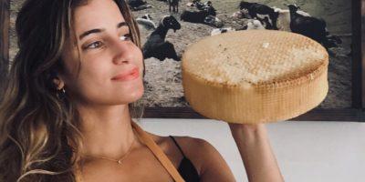 Entrevista a Claudia Reyes, maestra quesera de la Quesería Rubicón