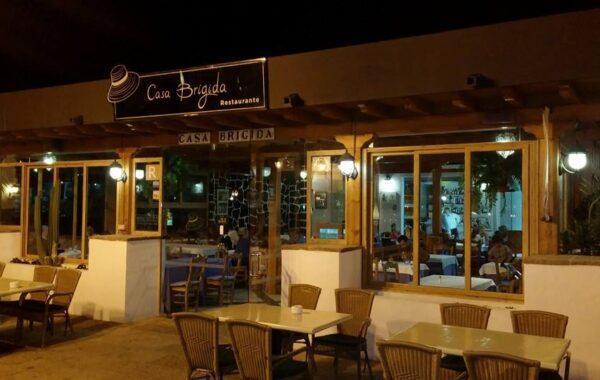 Restaurante Casa Brígida