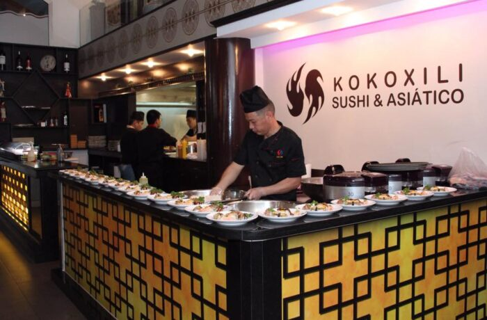 Kokoxili sushi & Asiatico