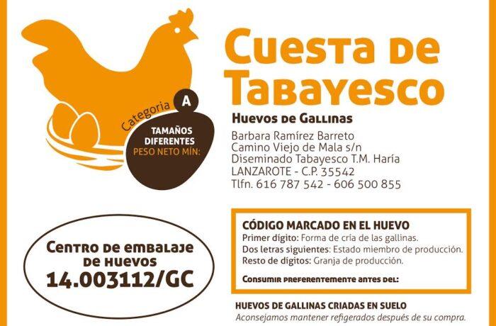 Cuesta de Tabayesco
