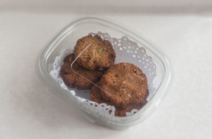 Kekse aus Trockenfrüchten Lola