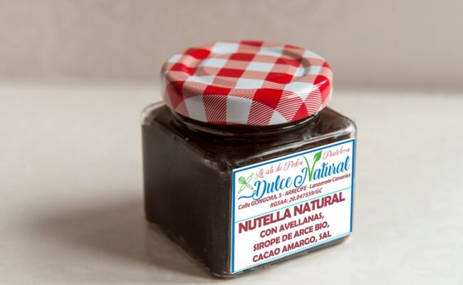 NUTELLA NATURAL