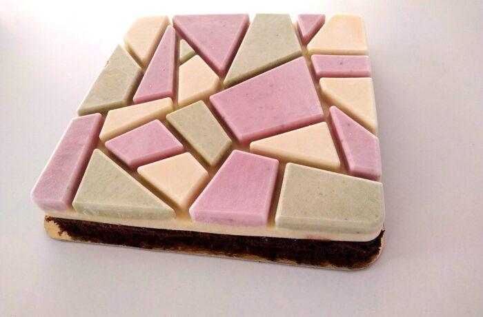 Mosaik-Torte