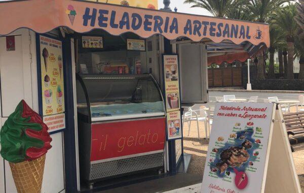 Helathlon Ice cream shop