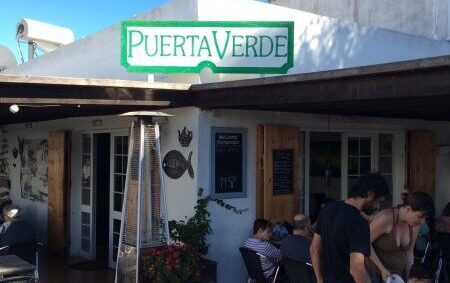 Restaurante La Puerta Verde