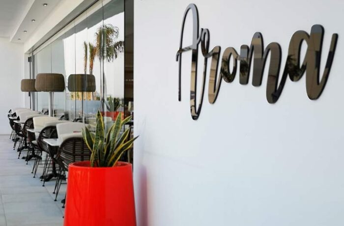 Restaurante Aroma-Hotel Lava Beach