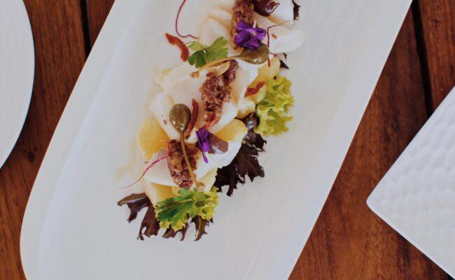 Ensalada Restaurante Lo Que Sea