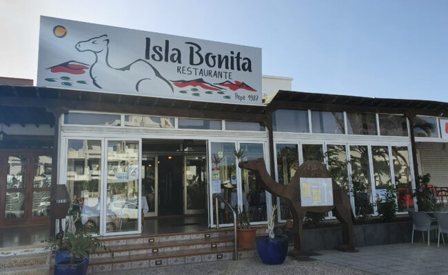 Fachada RestauranteIslaBonita3