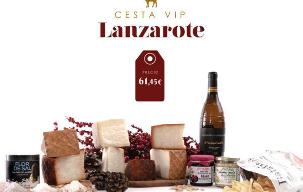 Cesta VIP Lanzarote