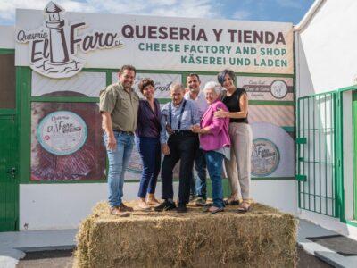Quesería El Faro: unión y solidaridad entre los productores de Lanzarote