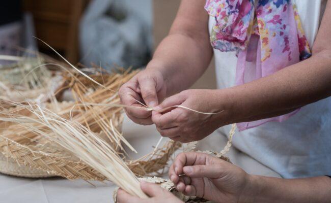 taller-sombrerería lanzarote Agora experiencias museo-del-campesino-min-1280×854